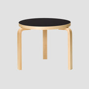 90D Table - Black
