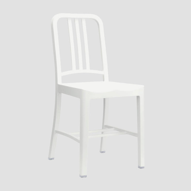 111 Navy Chair - Snow