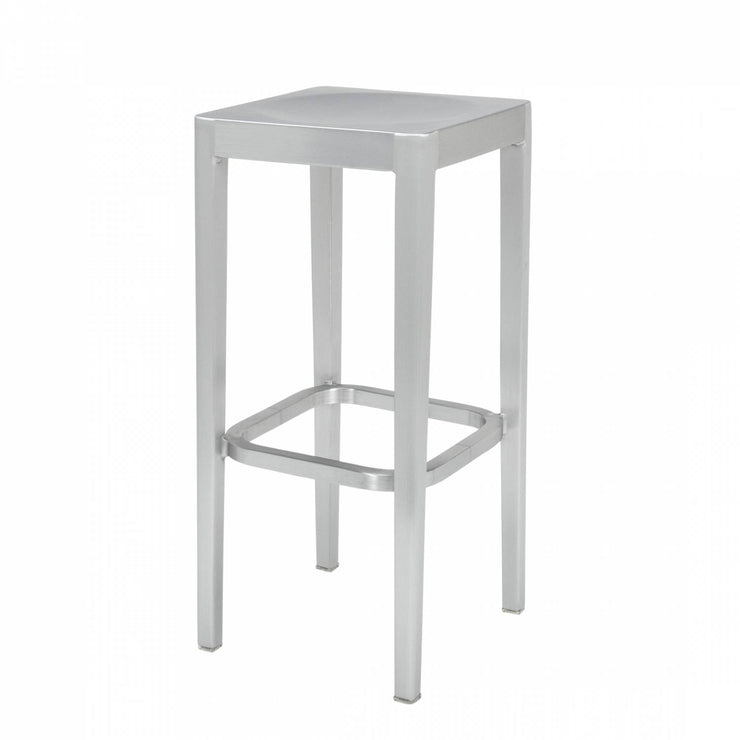 Emeco Barstool - Brushed