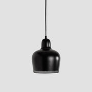 "Pendant Lamp A330S ""Golden Bell"" - Black"