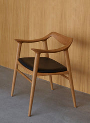 Bambi 57 Dining Chair - Oak