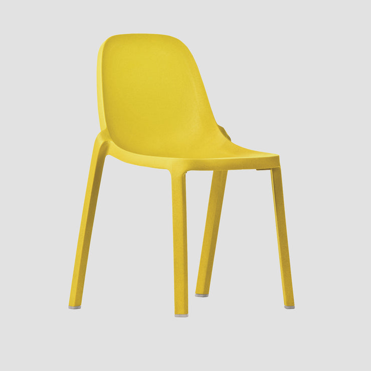 Broom Chair - Yellow