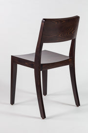 Planar Chair - Dark Oak