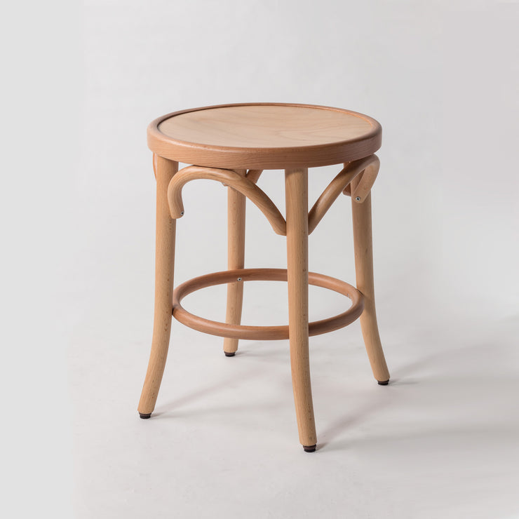 BST46 Cafe Stool - Natural