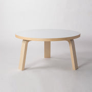 Bach Coffee Table - White Top