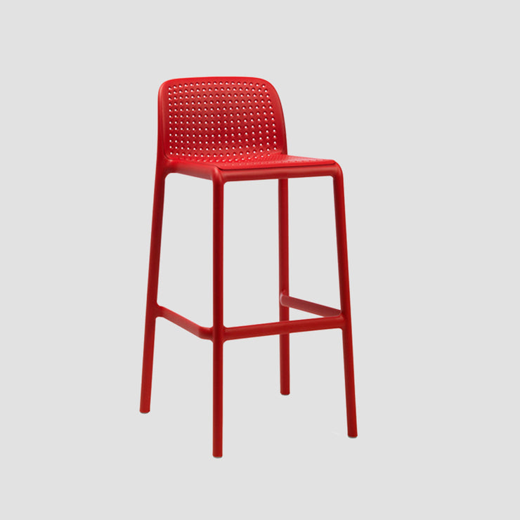 Lido Barstool - Red