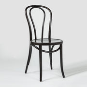 No. 18 Chair - Black Stain
