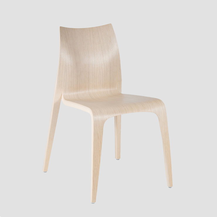 Flow Chair - Washed Oak