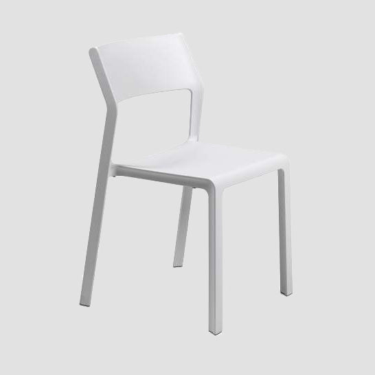 Trill Side Chair - White