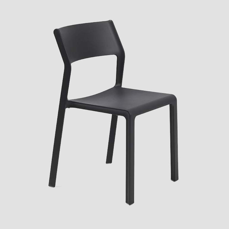 Trill Side Chair - Charcoal