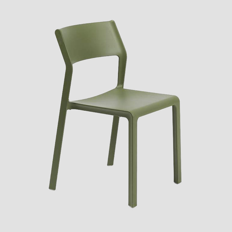Trill Side Chair - Olive Green