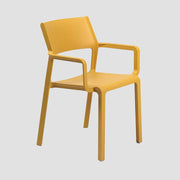 Trill Arm Chair - Mustard