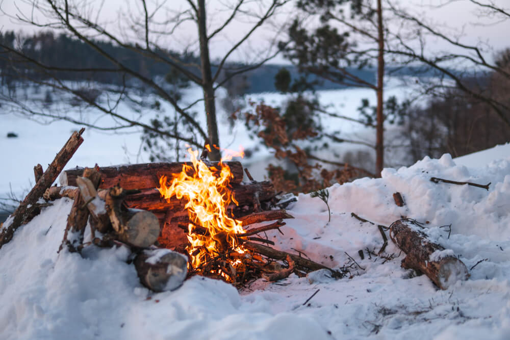 5 Tips For Winter Family Camping