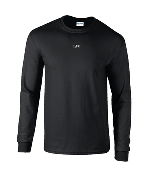L;FE Printed Long Sleeve T-Shirt