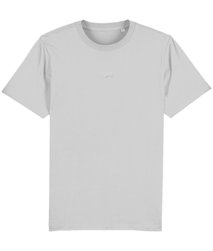 L;FE's Embroidered Unisex T-Shirt Heather Grey