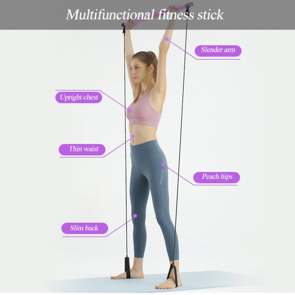 Pilates Bar Yoga Stick Pilates Bar