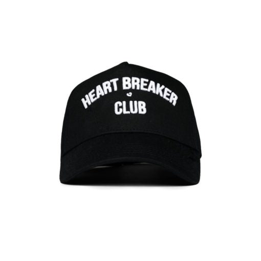 Heartbreaker Club Men's Signature Cap in Black