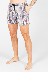 Men's Viper Shorts in Pink