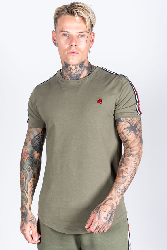 Men's Brigade T-Shirt in Khaki