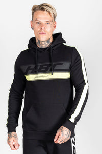 Men's Trackstar Hoodie in Black