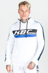 Men's Trackstar Hoodie in White