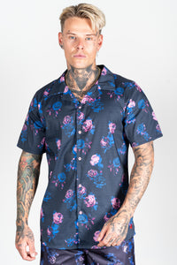 Men's Garden Shirt in Navy