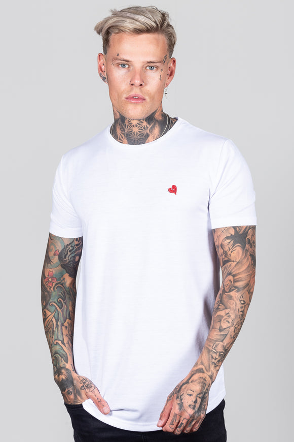 Men's Tagged 2.0 T-Shirt in White
