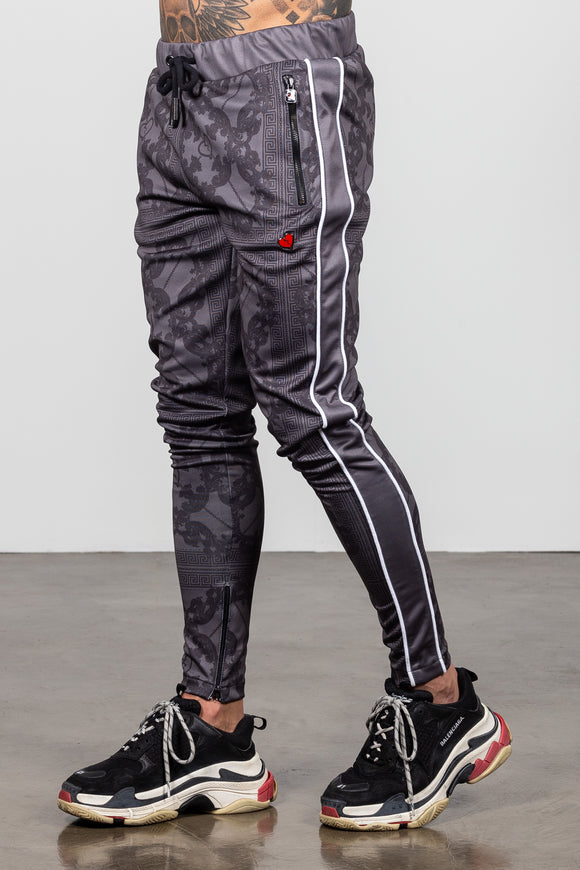 Men's Sinister Jogger in Black