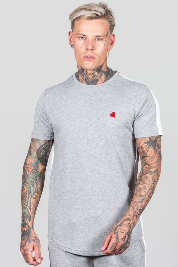 Men's Champ T-Shirt in Grey