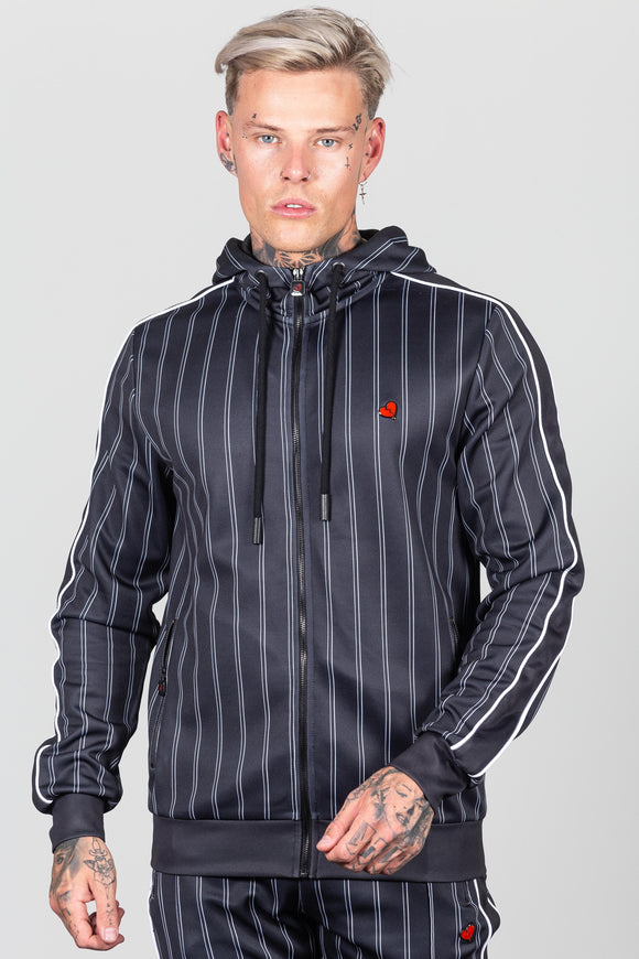 Heartbreaker Club Men's Lesson Hoodie in Black