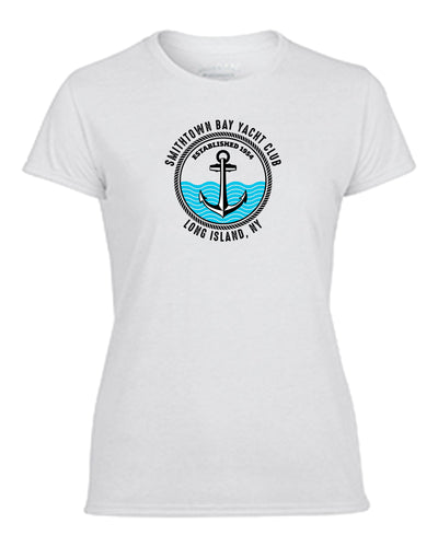 SBYC Ladies Anchor Tee (G420L)*