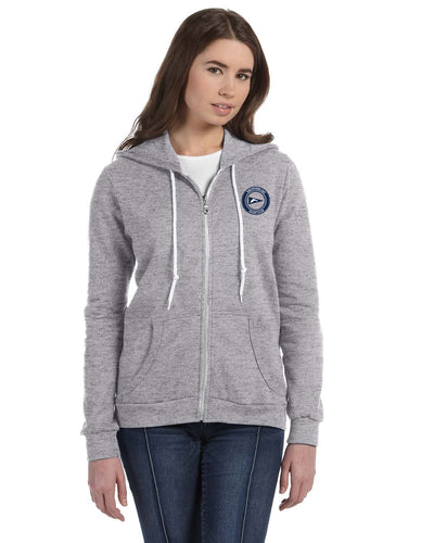SBYC Womens Circle Full Zip Pullover (71600L)