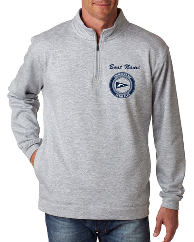 SBYC Circle 1/4 Zip Pullover Customize (JA8614)