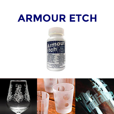 Productos marca Armour Etch