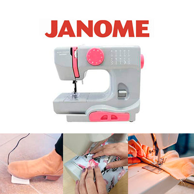 Productos marca Janome
