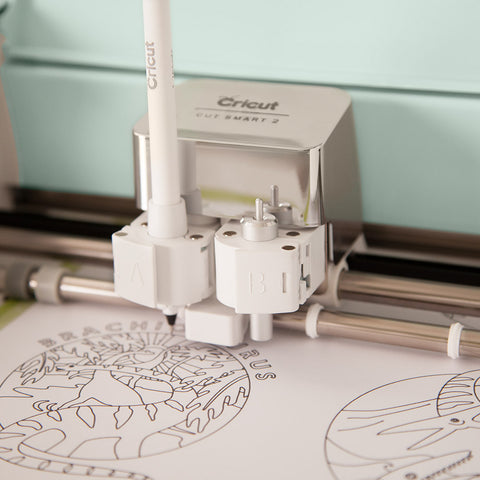 Plotter de Corte Cricut Explore Air 2 Menta