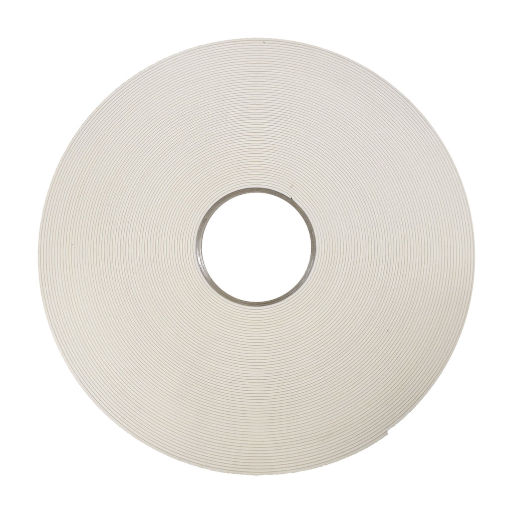 Foam tape doble cara 1.6 mm x 19 mm Adhesivos - lideart - avanceytec