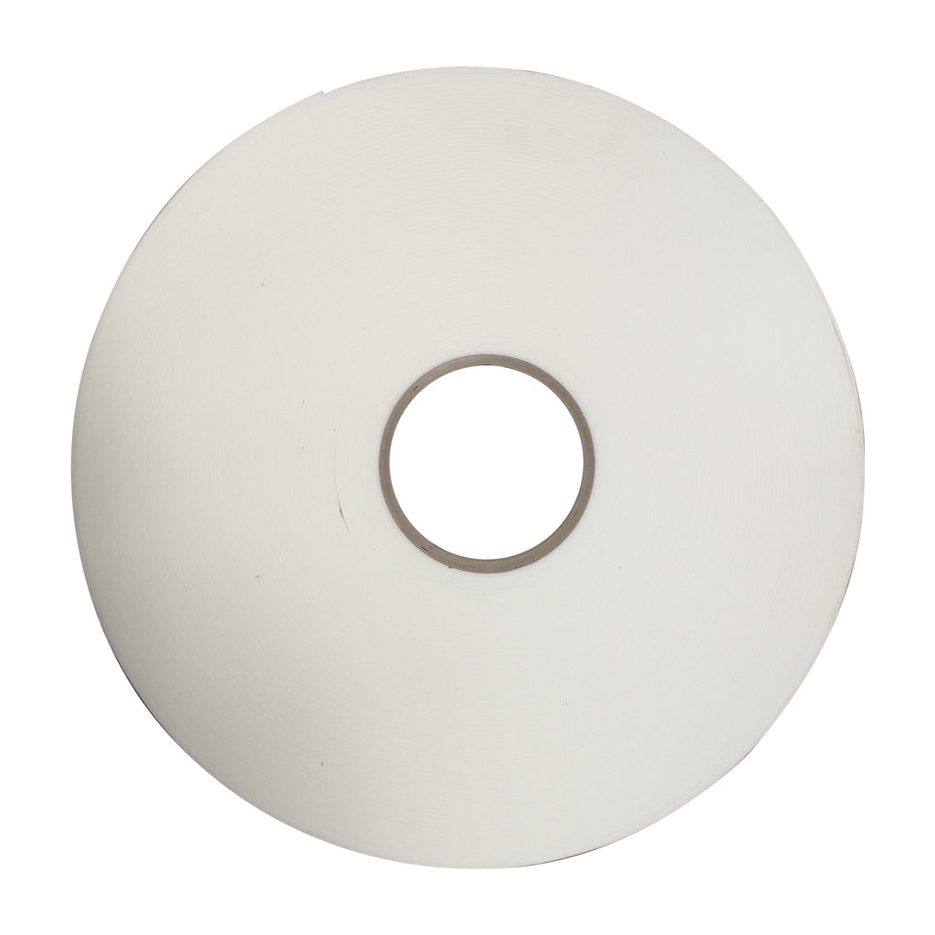 Foam tape doble cara 1.6 mm x 25.4 mm | Adhesivos - Lideart - Avanceytec