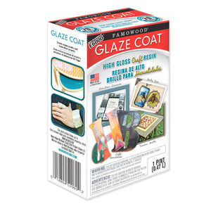 Kit de resina Glaze Coat