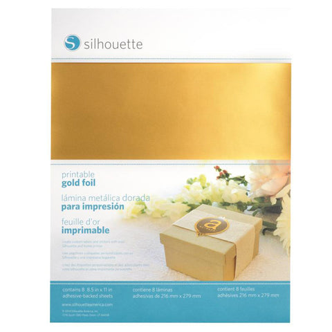 Paquete Hot Stamping con Silhouette CAMEO 4