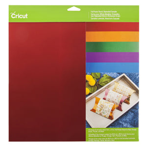 Kit cartulina laminada enjoyada 12 x 12 pulg Cricut - Lideart