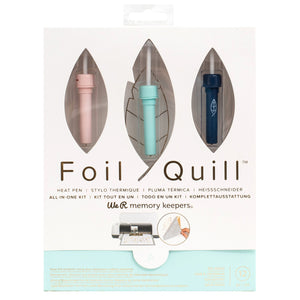 Paquete completo Foil Quill