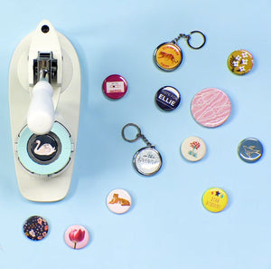 Fotobotonera Button Press We R Memory Keepers