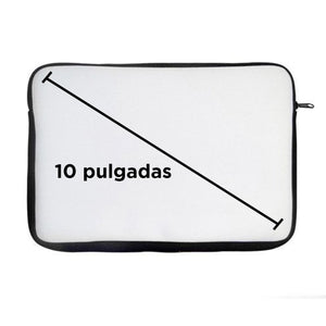 "Funda para Laptop Sublimarts 10"" y 14"""