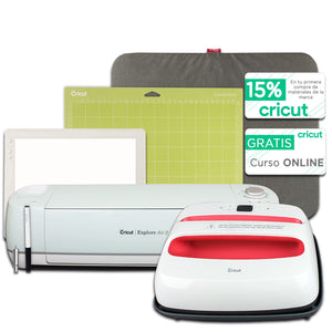 Paquete Plotter de corte Cricut Explore Air 2 Pro