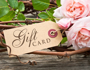 Gift Card - $25 or More