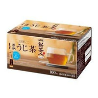 "AGF, Fragrant Houjicha (Roasted green tea) ""The New Master of Tea Ceremony"" 100 sticks-AGF-Price JPN"