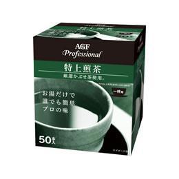 AGF, Professional High Quality Sencha (Green tea) 50 sticks-AGF-Price JPN