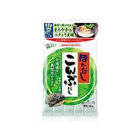 AJINOMOTO, Kombu Seaweed Soup Stock 0.28oz x 7 sticks, 1.97oz-AJINOMOTO-Price JPN