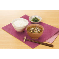 AMANO, Dark-Brown Miso Soup Shijimi (Freshwater Clam), Instant 1 servings 0.56oz-AMANO-Price JPN